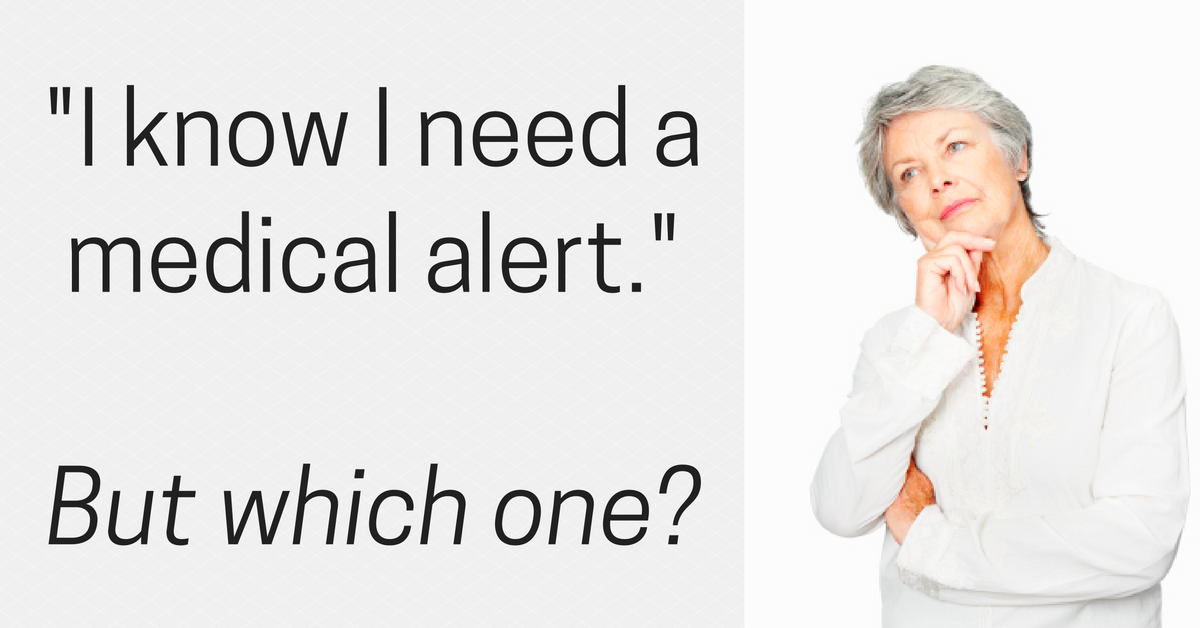 Confused about medical alerts